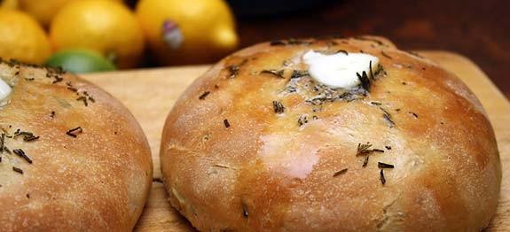 Romano's Macaroni Grill Rosemary Bread