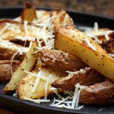 parmesan-fries