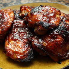 barbecue-chicken-thighs