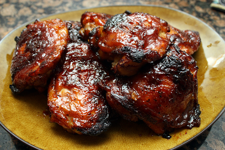 Barbeque baked chicken breast share your