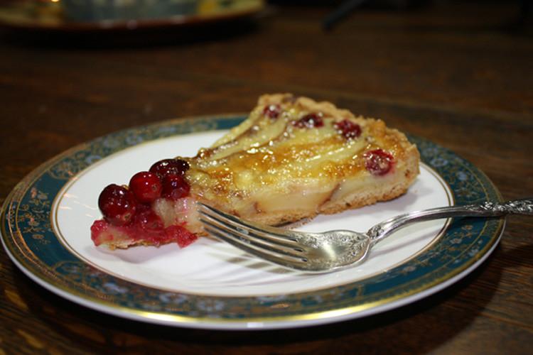 cranberry-tart
