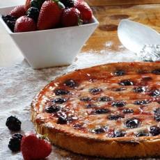 strawberry-tart