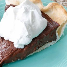 chocolate-pie